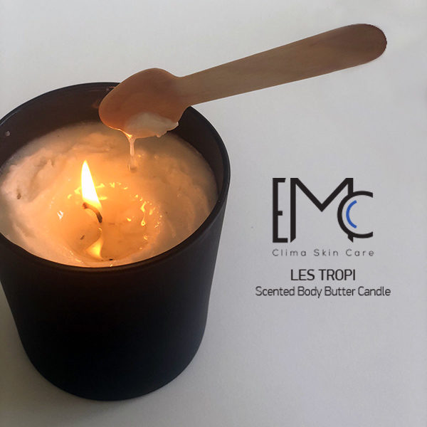 LES TROPI Scented Body Butter Candle