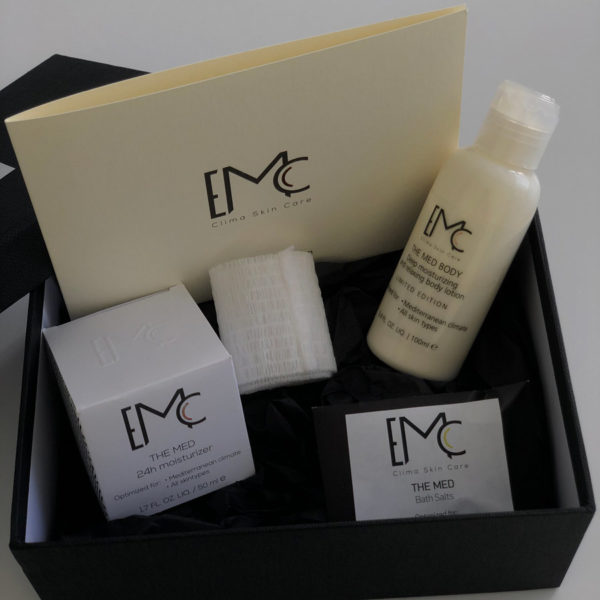 THE MED Business gift box